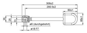 Podnośnik hydrauliczny - dźwignia 2
