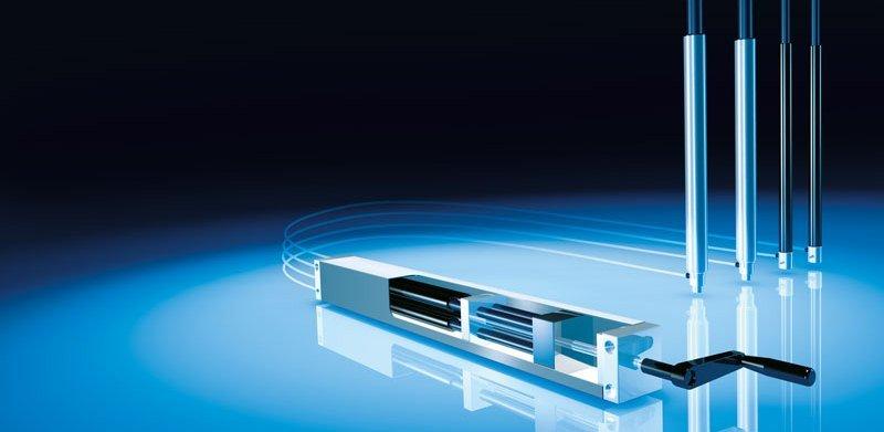 Liniowe systemy hydrauliczne easymotion